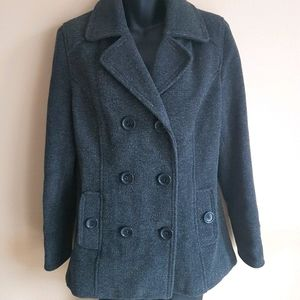 Double breasted Pea Coat